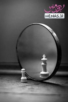 داستانک زیبای آینه